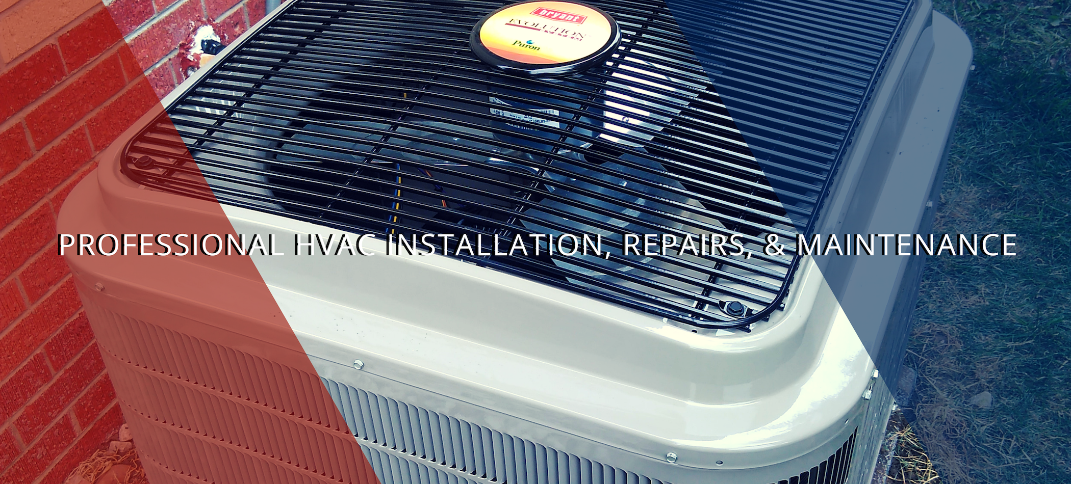 HVAC repairs installation and maintenance
